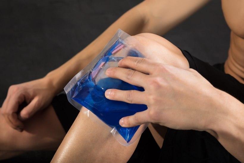 sormede liigeste turse Ola artroosi pohjus