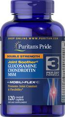 Glukoosamiin chondroitin platseebo