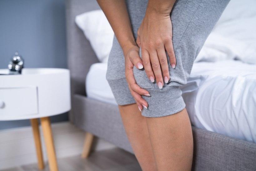 Sormede ja olgade liigeste artriit Perioodilised valud liigesed