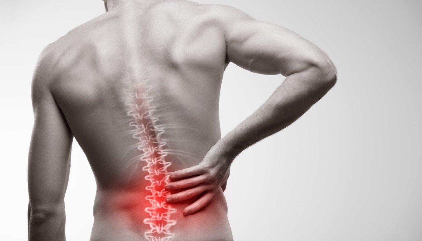 Tosine valu liigestes Kuidas valu eemaldada