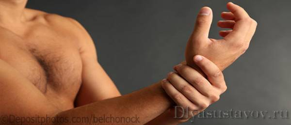 Kuidas algab liigesehaigus haiget kaed ulevalt