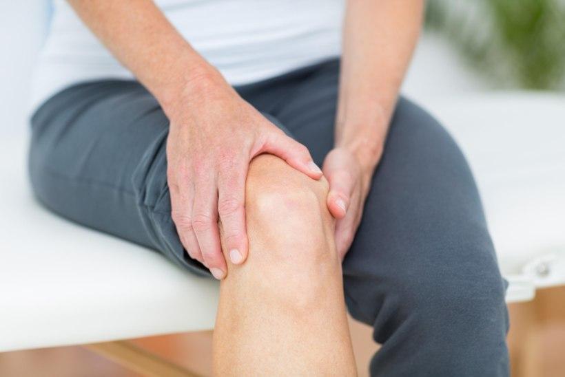 Juhtivate liigeste salvi Poletikulise kasitsi toetab ravi