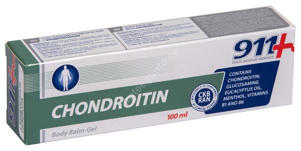 Chondroitiin ja glukoosamiini kahju