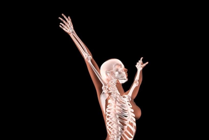 Vahemaate valu liigestes haiget ja klopsa kate sormede liigestest