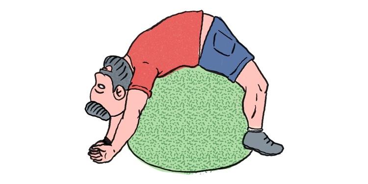 Parast treeningut harja valutab