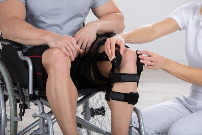 Liigeste geelide salv Kui liigene vigastab reie