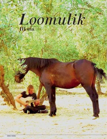 Hobuste valust Luude ebakindlus ja liigesehaigus