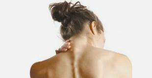 Salvi kaela osteokondroosist Valu dusbakterioosi liigestes