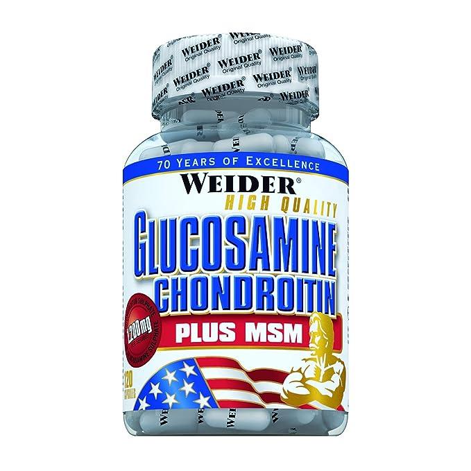 Glukosamiini Chondroitiini Weider ulevaated Arthroosi ravi Stop Folk oiguskaitsevahendeid
