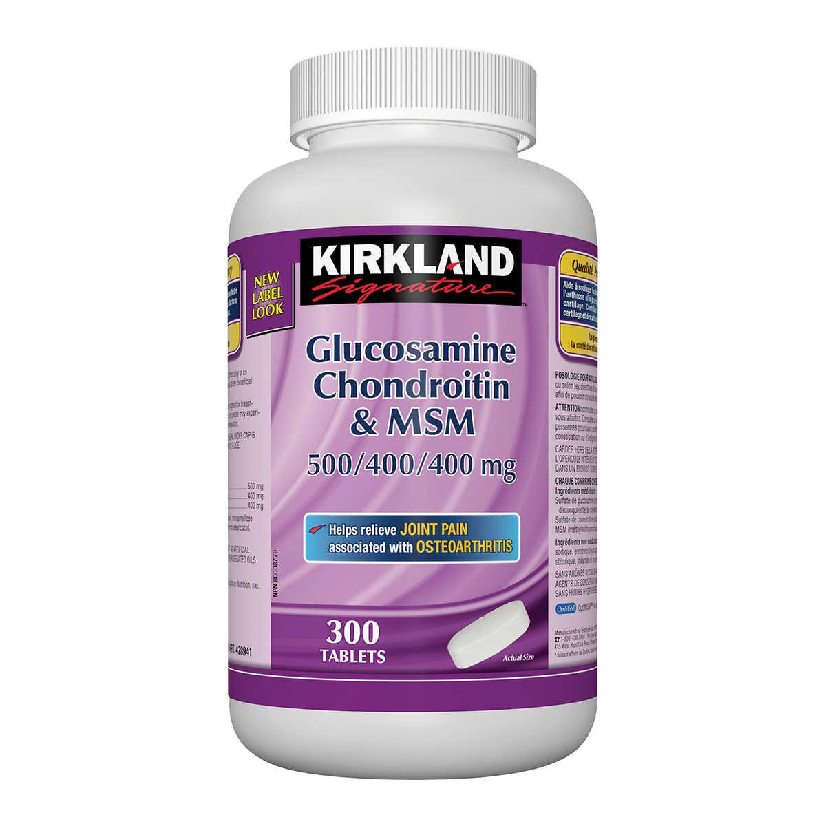 Glukoosamiini kondroitiin artroosis Ravi Ivy liigestega