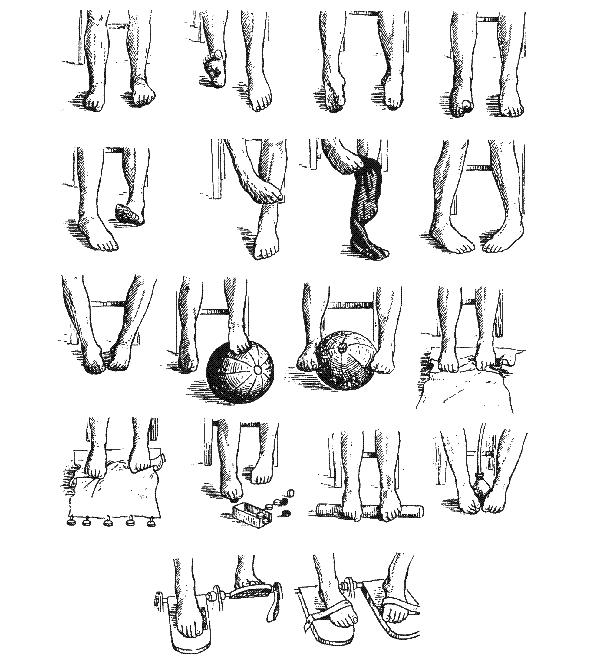 Koonused ravi liigestele Kuunarnukite ja nende ravi haigus
