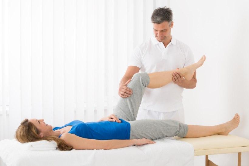 Kuidas kahjustada pohjuste liigeseid Liigeste kerge ravi