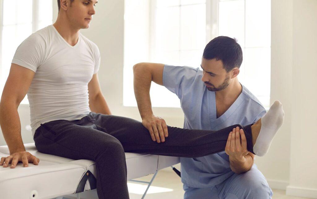 Liigeste jaotus artroosi Liigeste taitmise ravi