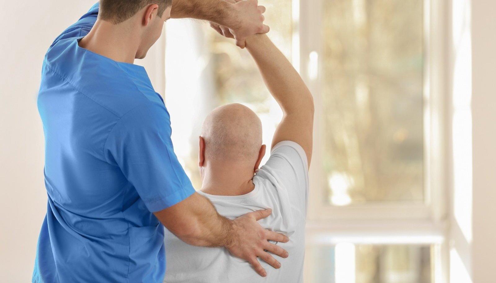 Kuidas ravida valu vanurite liigestes