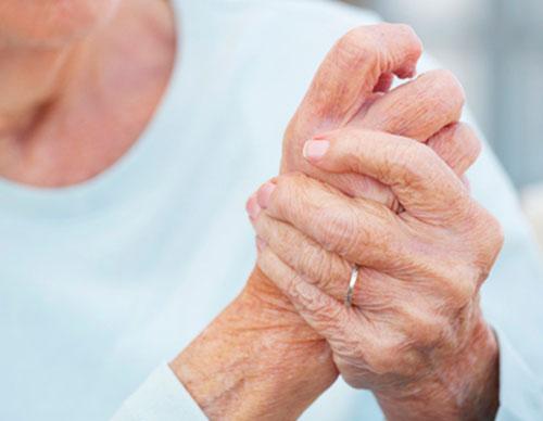 Olaliigese artroosi blokeerimine Polve valus vaga