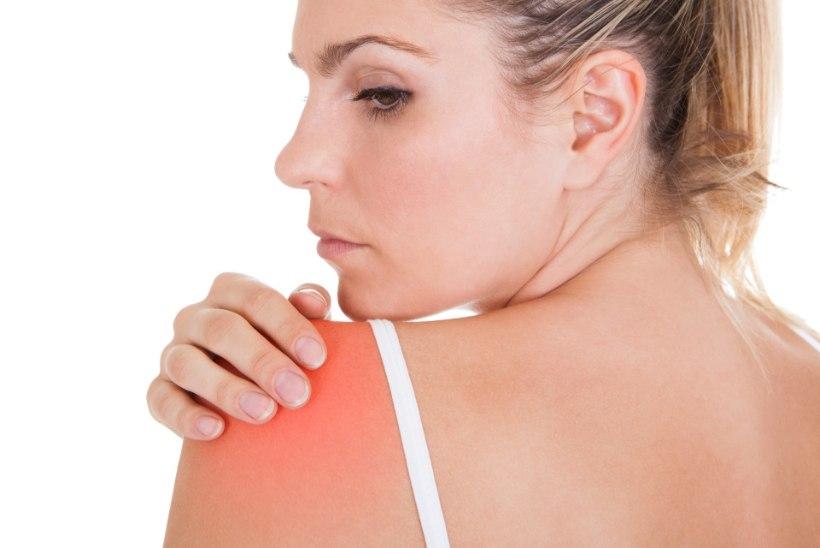 turse valu liigeste allergia