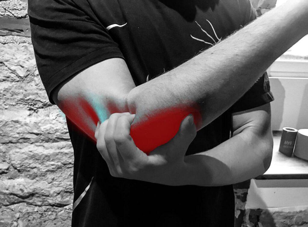 Tahvli lihaste ravi Valu venitamine liigestes