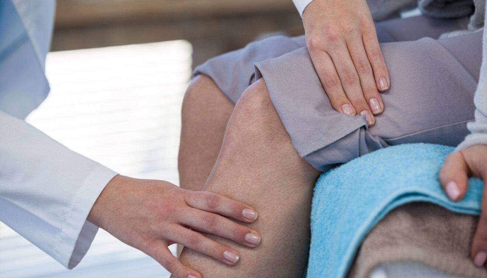 Valu lihastes ja liigestes superkoolides Artroosi olg. ravi