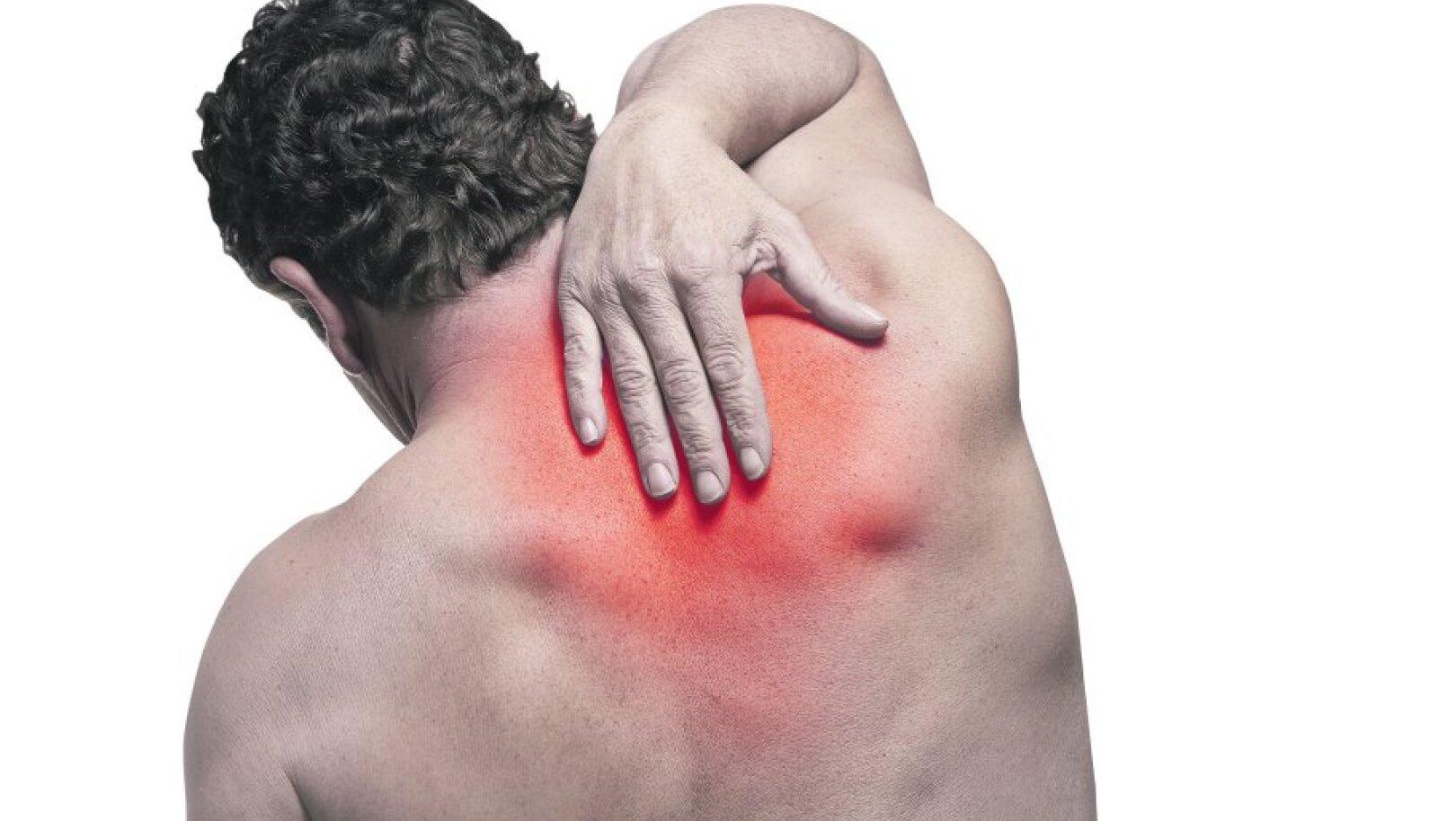 Valu pohjus liigestes ja lihastes