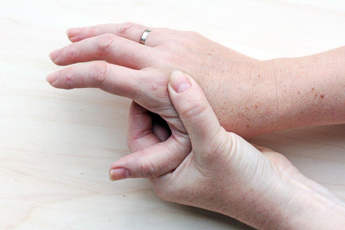 Sorme liigeste haigused