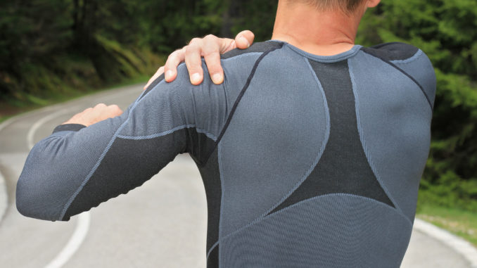 Valu olaliiges terava liikumisega Kui liigub rohkem liikuda valu liigestes