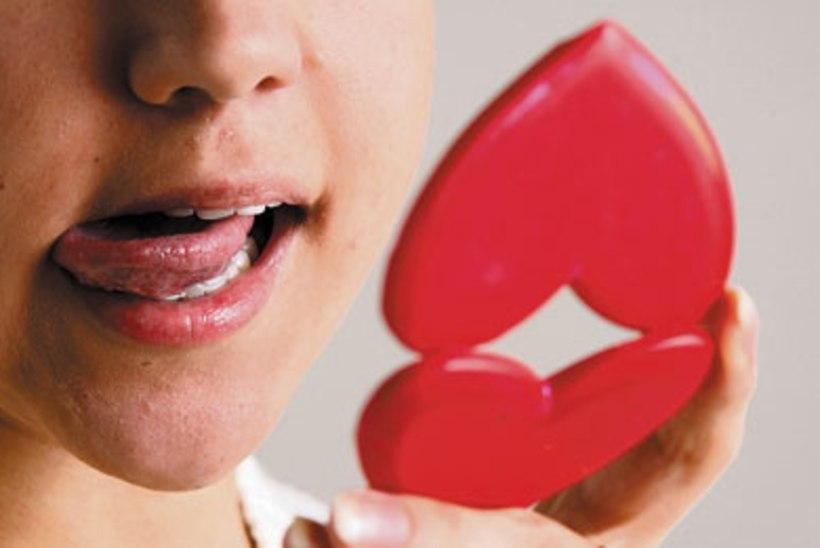 Valu suures suu hoidmisel